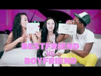 Thumbnail for the Bhad Bhabie - Who Knows Me Better Challenge? (Best Friend VS. Boyfriend) | | Danielle Bregoli link, provided by host site