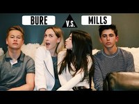 Thumbnail for the Natasha Bure - WHO KNOWS THEIR SIBLING BEST? (Bure vs. Mills) link, provided by host site