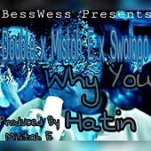 Thumbnail for the Double - Why You Hatin link, provided by host site