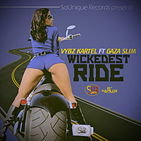 Thumbnail for the Vybz Kartel - Wickedest Ride link, provided by host site