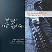 Thumbnail for the Véronique Le Guen - Widor: Symphonie No. 4 - Franck: Trois chorals link, provided by host site