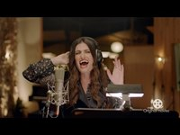 """Thumbnail for the Idina Menzel - Wind Beneath My Wings (From the Lifetime Remake of """"Beaches"""") link, provided by host site"""