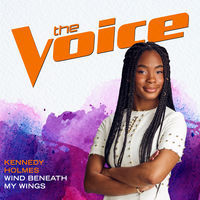 Thumbnail for the Kennedy Holmes - Wind Beneath My Wings (The Voice Performance) link, provided by host site