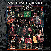 Thumbnail for the Winger - Winger Live (Remastered) link, provided by host site