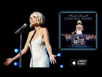 Thumbnail for the Kristin Chenoweth - Wishing You Were Somehow Here Again link, provided by host site