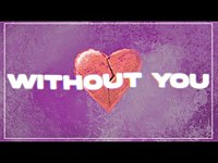 Thumbnail for the The Kid LAROI - WITHOUT YOU link, provided by host site