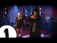 Thumbnail for the Eminem - Won't Back Down on Radio 1 link, provided by host site