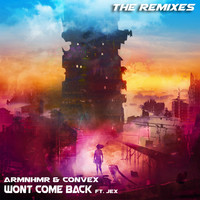 Thumbnail for the ARMNHMR - Won't Come Back Remixes link, provided by host site