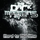 Thumbnail for the Dark Matters - Word to the Wise link, provided by host site