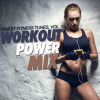Thumbnail for the Sten - Workout Power Mix - Continuous DJ Mix, Pt.1 link, provided by host site