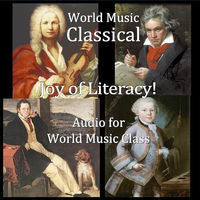 Thumbnail for the Teo Barry Vincent - World Music Classical, Joy of Literacy! Audio for World Music Class link, provided by host site