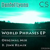 Thumbnail for the Daniel Lyons - World Phrases link, provided by host site