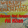 Thumbnail for the Amaan Ali Khan - World's Novelty Champions: Amaan and Ayaan Ali Khan link, provided by host site