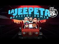 Thumbnail for the Nio Garcia - X Brray x Juanka x Anuel AA x Myke Towers - La Jeepeta Remix link, provided by host site