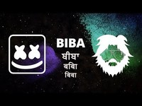 Thumbnail for the Marshmello - X Pritam - BIBA link, provided by host site