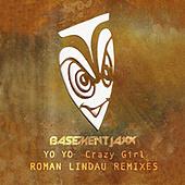 Thumbnail for the Basement Jaxx - Yo Yo / Crazy Girl (Roman Lindau Remixes) link, provided by host site