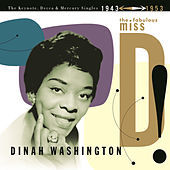 Thumbnail for the Dinah Washington - You Can Depend On Me link, provided by host site