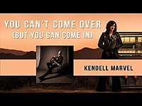 Thumbnail for the Brandy Clark - You Can't Come Over (But You Can Come In) link, provided by host site