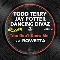 Thumbnail for the Todd Terry - You Don't Know Me link, provided by host site