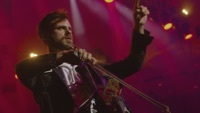 Thumbnail for the 2CELLOS - You Shook Me All Night Long link, provided by host site
