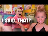 Thumbnail for the JoJo Siwa - YOU WON'T BELIEVE THIS..... link, provided by host site