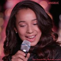 Thumbnail for the Angelic - Your Favorite Song (Acoustic Version) link, provided by host site