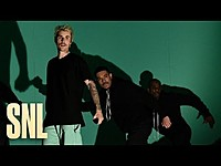 Thumbnail for the Justin Bieber - Yummy - SNL link, provided by host site