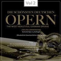 Thumbnail for the Alexander Malta - Zar und Zimmermann, Act III: Schmucket mit Blumen und Kranzen di Halle (Chorus, van Brett) link, provided by host site