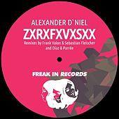 Thumbnail for the Alexander Dniel - Zxrxfxvxsxx E.P link, provided by host site
